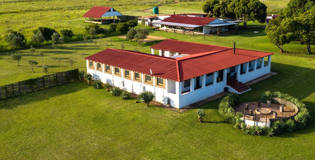 The Cowshed - Lydenburg accommodation - event venue - Mpumalanga