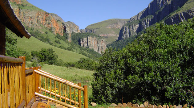 Forest Creek Lodge & Spa - Accommodation Dullstroom - Mpumalanga