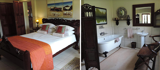 Fox's Hill Guesthouse - Dullstroom accommodation - Mpumalanga
